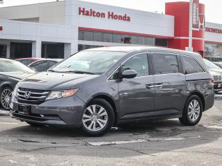 Used 2016 Honda Odyssey EX-L|NO ACCIDENTS for sale in Burlington, ON