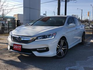 Used 2017 Honda Accord Sport for sale in Toronto, ON