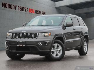 Used 2017 Jeep Grand Cherokee 4WD 4Dr Laredo for sale in Mississauga, ON
