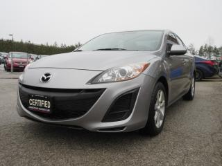 Used 2011 Mazda MAZDA3 GX / ONE OWNER for sale in Newmarket, ON