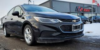 Used 2018 Chevrolet Cruze SUN ROOF|REAR VIEW|PWR HEATED SEATS|PUSH START|WARRANTY! for sale in Brampton, ON