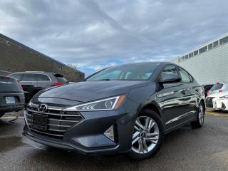 Used 2019 Hyundai Elantra SUN ROOF|HEATED SEAT & STEERING|REAR VIEW CAMERA|ALLOYS for sale in Brampton, ON
