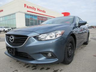Used 2014 Mazda MAZDA6 4dr Sdn 2.5L Auto GS | HEATED LEATHER SEATS | WOW! for sale in Brampton, ON