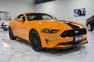 Used 2018 Ford Mustang GT|6MT|RACARO SEATS|5.0 V8 for sale in Brampton, ON