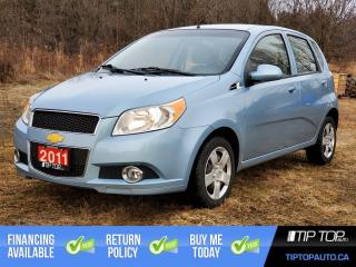 Used 2011 Chevrolet Aveo 5DR WGN LT for sale in Bowmanville, ON