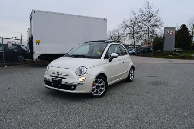 2017 Fiat 500 Lounge Roof
