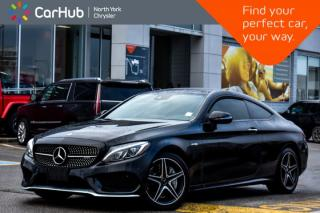 Used 2017 Mercedes-Benz C-Class AMG C 43 for sale in Thornhill, ON