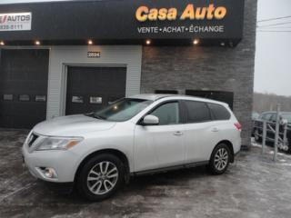 Used 2014 Nissan Pathfinder for sale in Lévis, QC