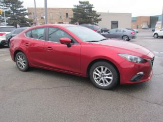 Used 2015 Mazda MAZDA3 GS $9,795+HST+LIC FEE / 1 OWNER / NAVIGATION for sale in North York, ON