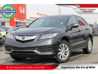 Used 2016 Acura RDX SH-AWD for sale in Whitby, ON