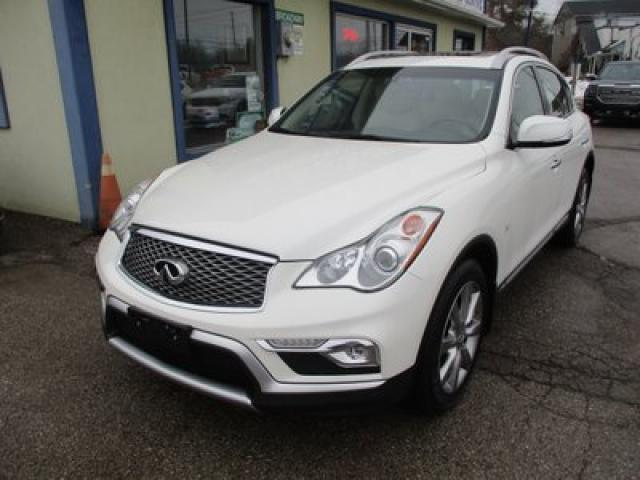2016 Infiniti QX50 LOADED ALL-WHEEL DRIVE 5 PASSENGER 3.7L - V6.. LEATHER.. HEATED SEATS.. BACK-UP CAMERA.. BLUETOOTH SYSTEM.. POWER SUNROOF..