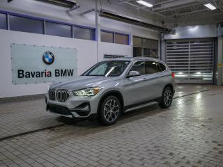 New 2020 BMW X1 xDrive28i for sale in Edmonton, AB