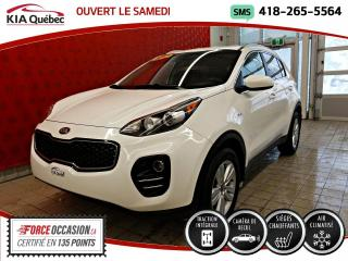 Used 2017 Kia Sportage LX* AWD* SIEGES CHAUFFANTS* CAMERA* for sale in Québec, QC