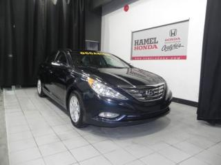 Used 2013 Hyundai Sonata Limited DISPONIBLE DU 08 AU 15 JANVIER 2020 for sale in St-Eustache, QC
