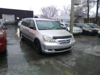 Used 2006 Honda Odyssey 5DR LX for sale in Longueuil, QC