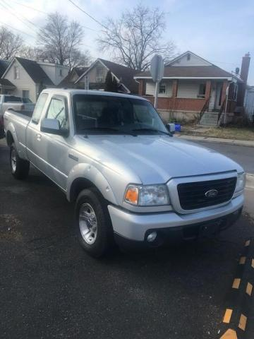 "2008 Ford Ranger 2WD SuperCab 126"" Sport"