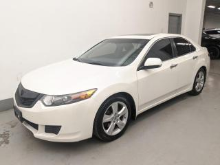 Used 2010 Acura TSX HEATED SEATS/BACK-UP CAMERA/SUNROOF/BLUETOOTH! for sale in Toronto, ON
