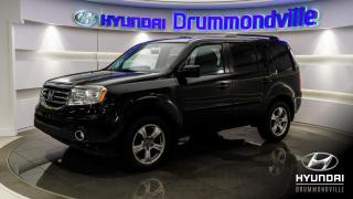 Used 2014 Honda Pilot EX + CUIR + BLUETTOOTH + MAGS + FOGS + W for sale in Drummondville, QC
