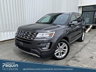 Used 2017 Ford Explorer Limited SIEGE MASSANT for sale in Rouyn-Noranda, QC