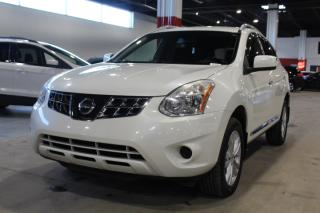 Used 2012 Nissan Rogue S 4D Utility FWD for sale in Ste-Catherine, QC
