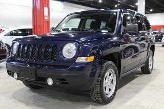Used 2014 Jeep Patriot North 4D Utility 4WD for sale in Ste-Catherine, QC