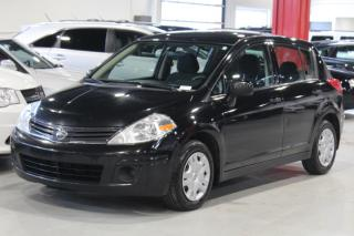 Used 2010 Nissan Versa S 4D Hatchback for sale in Ste-Catherine, QC
