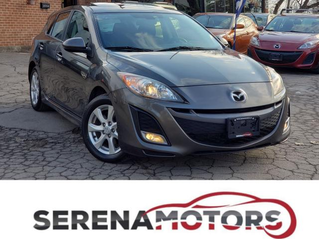 2011 Mazda MAZDA3 GS | MANUAL | SUNROOF | ONE OWNER | NO ACCIDENTS