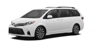 New 2020 Toyota Sienna LE AWD for sale in Renfrew, ON