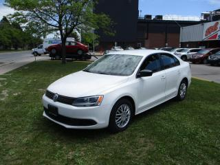 Used 2013 Volkswagen Jetta Trendline+ ~ SAFETY INCLUDED for sale in Toronto, ON