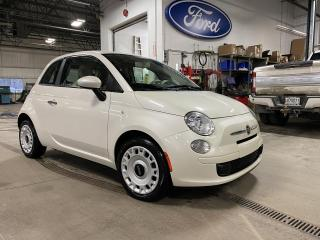 Used 2013 Fiat 500 POP | 8 PNEUS for sale in St-Eustache, QC
