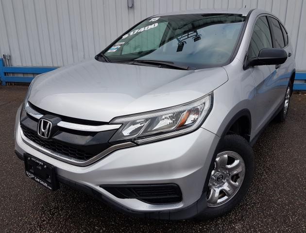 2015 Honda CR-V LX AWD *HEATED SEATS*