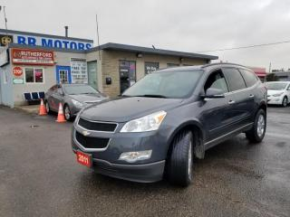 Used 2011 Chevrolet Traverse 1LT for sale in Brampton, ON