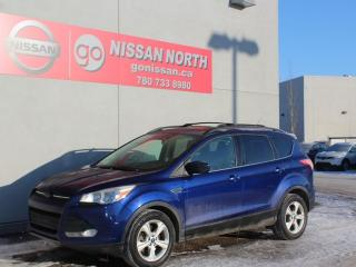 Used 2015 Ford Escape SE/AWD/PANO ROOF/FORD TOUCH for sale in Edmonton, AB