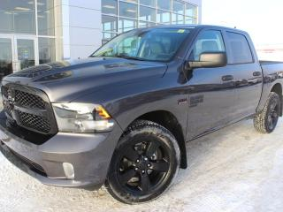 New 2019 RAM 1500 Classic RAM 1500 CLASSIC EXPRESS NIGHT CREW CAB 4X4 for sale in Peace River, AB