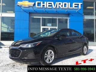 Used 2019 Chevrolet Cruze lt++, 0% d'interet for sale in Ste-Marie, QC