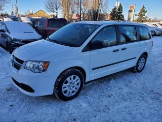Used 2015 Dodge Grand Caravan CVP, 7 PASS, STOW AND GO, BLUETOOTH AND MORE for sale in Edmonton, AB