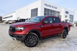 New 2020 Ford Ranger XLT 4X4 CREW CAB for sale in Peace River, AB