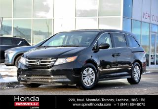 Used 2016 Honda Odyssey LX 7 PASS BLUETOOTH 7 PASSAGERS BLUETOOTH for sale in Lachine, QC