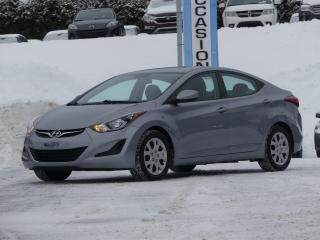 Used 2016 Hyundai Elantra GL Automatique for sale in St-Georges, QC