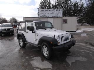 Used 2013 Jeep Wrangler Trail Rated for sale in Elmvale, ON