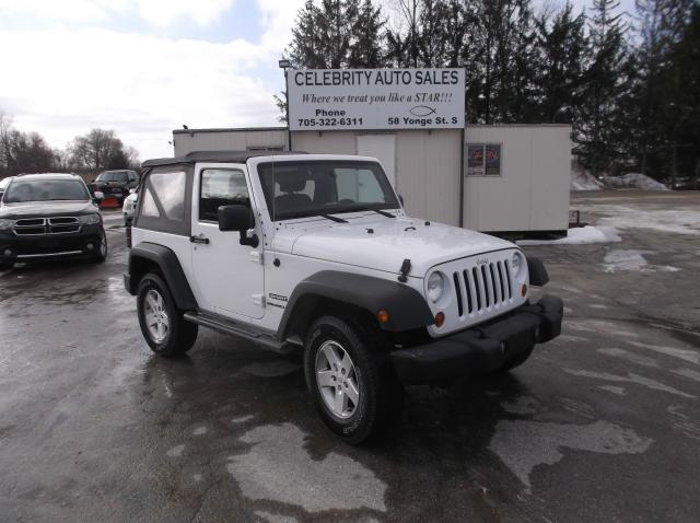 2013 Jeep Wrangler Trail Rated
