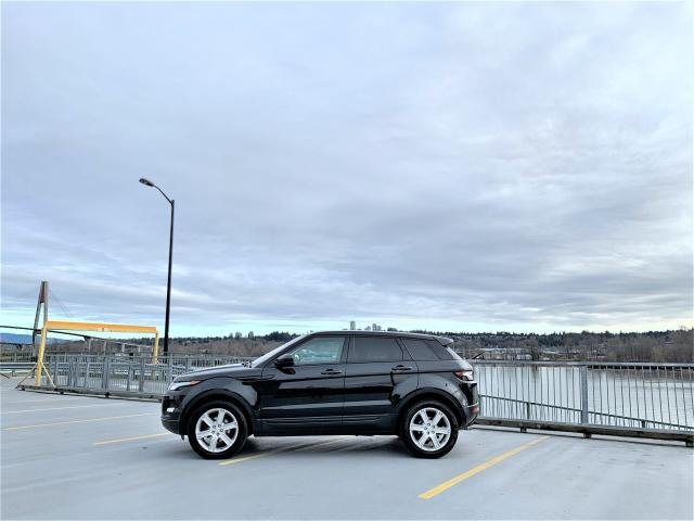 2014 Land Rover Range Rover Evoque Pure Plus - BLACK ON BLACK - EVERY OPTION