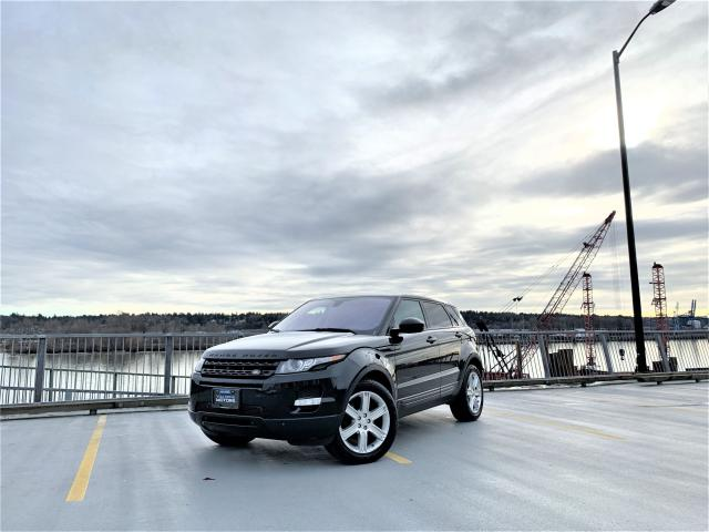 2014 Land Rover Range Rover Evoque Pure Plus - BLACK ON BLACK - EVERY OPTION