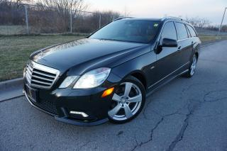 Used 2011 Mercedes-Benz E-Class E350 WAGON / NO ACCIDENTS / 7 PASSENGER / SPOTLESS for sale in Etobicoke, ON