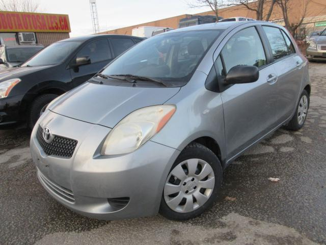 2008 Toyota Yaris ONE OWNER. COMES WINTER TIRE