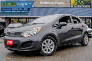 Used 2015 Kia Rio5 LX for sale in Guelph, ON