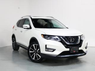 Used 2017 Nissan Rogue SL PALTINUM   WARRANTY   NAVI   PANO for sale in Vaughan, ON