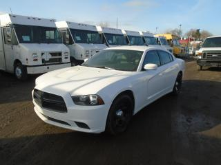 Used 2014 Dodge Charger 4DR SDN POLICE RWD for sale in Mississauga, ON