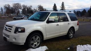 Used 2010 Ford Expedition Limited 4WD for sale in West Kelowna, BC