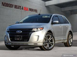 Used 2014 Ford Edge Sport*New Brakes*Cam*Heated Seats* for sale in Mississauga, ON